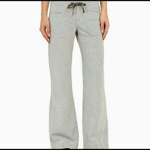North Face Women's drawstring Pants. Sz 14.